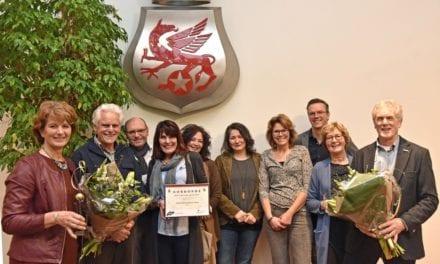 Vrijwilligersorganisatie SamenLoop voor Hoop won Willewarkerspries 2016