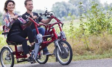 Er op uit met duofiets of rolstoelfiets? Probeer het eens!