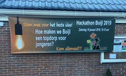 Hackathon, waar een klein dorp groot in kan zijn… (inclusief videoverslag)